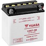 image of Yuasa 12N7-3B 12V Conventional Battery