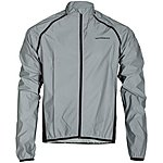 image of Boardman Mens 2 in 1 Jacket Silver Reflective
