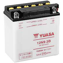 image of Yuasa 12N9-3B 12V Conventional Battery