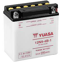 image of Yuasa 12N9-4B-1 12V Conventional Battery