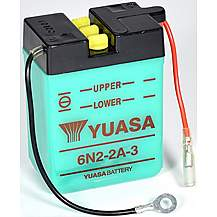 image of Yuasa 6N2-2A-3 6V Conventional Battery