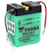 Yuasa 6N2-2A-4 6V Conventional Battery