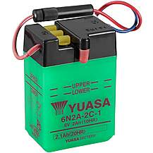 image of Yuasa 6N2A-2C-1 6V Conventional Battery