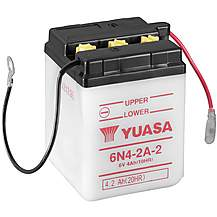 Yuasa 6N4-2A-2 6V Conventional Battery