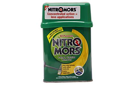 image of Nitromors All Purpose Paint & Varnish Remover 375ml