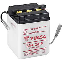 image of Yuasa 6N4-2A-9 6V Conventional Battery