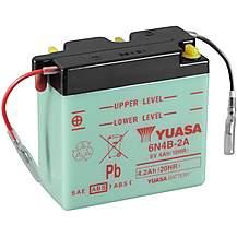 Yuasa 6N4B-2A 6V Conventional Battery