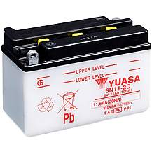 image of Yuasa 6N11-2D 6V Conventional Battery