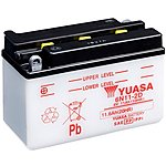 image of Yuasa 6N11-2D 6V Conventional Battery