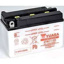 image of Yuasa 6YB11-2D 6V Conventional Battery