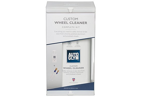 Autoglym Custom Wheel Clean Kit