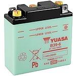 image of Yuasa B39-6 6V Conventional Battery