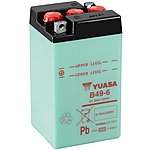 image of Yuasa B49-6 6V Conventional Battery