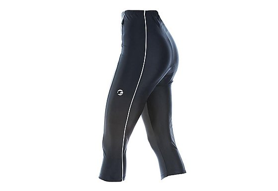 Tenn Womens 3/4 Length Cycle Leggings With Pad 10-12