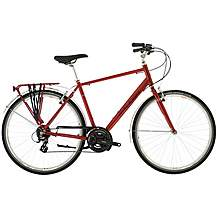"image of Raleigh Pioneer 2 Mens Hybrid Bike 2016 - 17"", 19"", 21"", 23"" Frames"