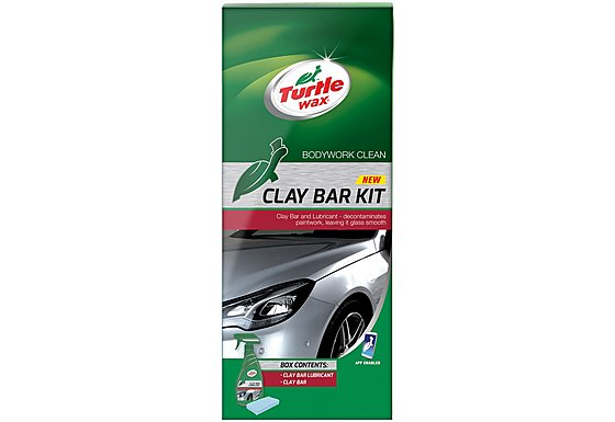 Turtle Wax Refine & Shine Clay Bar Kit