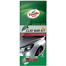 image of Turtle Wax Refine & Shine Clay Bar Kit