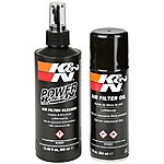 image of K&N Air Filter Cleaning Kit