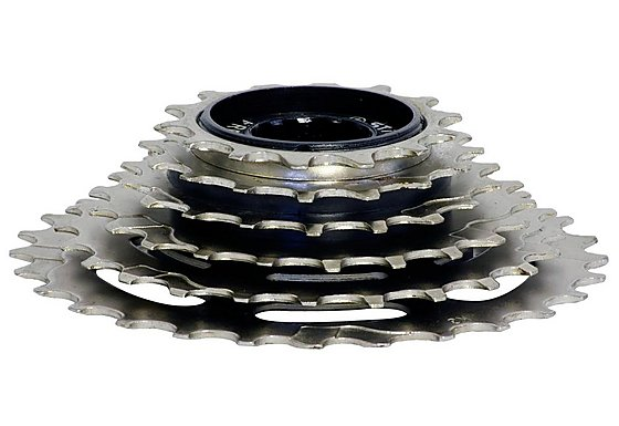 Halfords 6 Speed Freewheel 14-28T