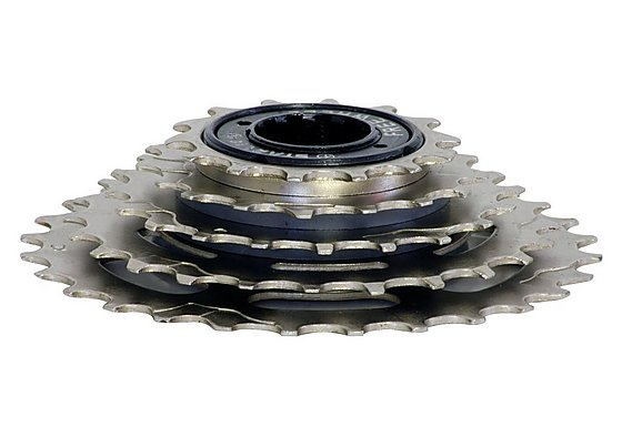 Halfords 5 Speed Freewheel 14-28T