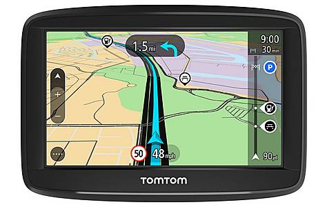 """image of TomTom Start 52 5"""" Sat Nav UK & ROI Lifetime Maps"""