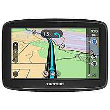 "image of TomTom Start 52 5"" Sat Nav UK & ROI Lifetime Maps"