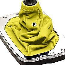 image of Richbrook Gear Shaft Gaiter 'Yellow'
