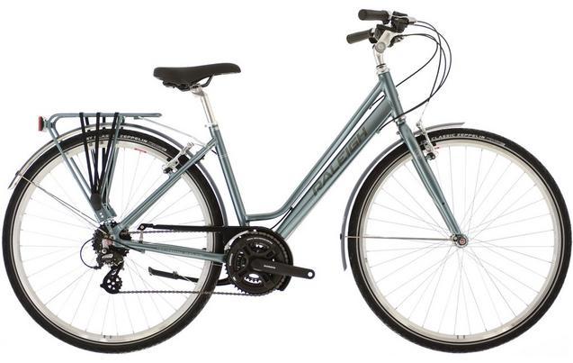 Raleigh Pioneer 2 Womens Hybrid Bike 15