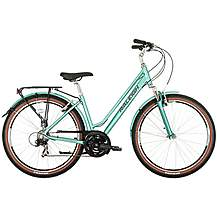 "image of Raleigh Pioneer Trail Celeste Womens Hybrid Bike - 15"", 18"", 21"" Frames"