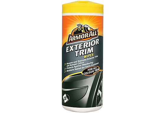 Armor All Exterior Trim Wipes x 30