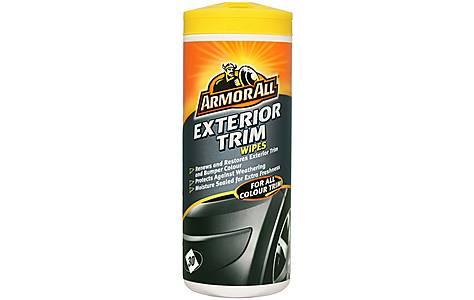 image of Armor All Exterior Trim Wipes x 30