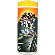 image of Armor All Exterior Trim Wipes x 30