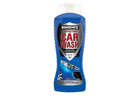 Simoniz Protection Car Wash Shampoo 500ml