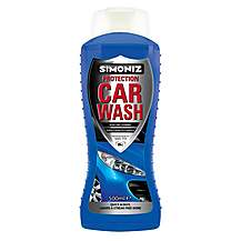 image of Simoniz Protection Car Wash Shampoo 500ml