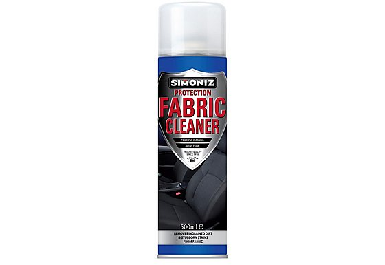 Simoniz Protection Fabric Cleaner 500ml Aerosol