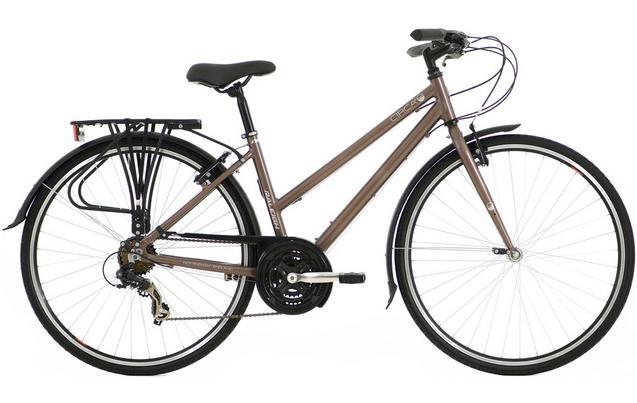 Raleigh Circa 2 Womens Hybrid Bike 14