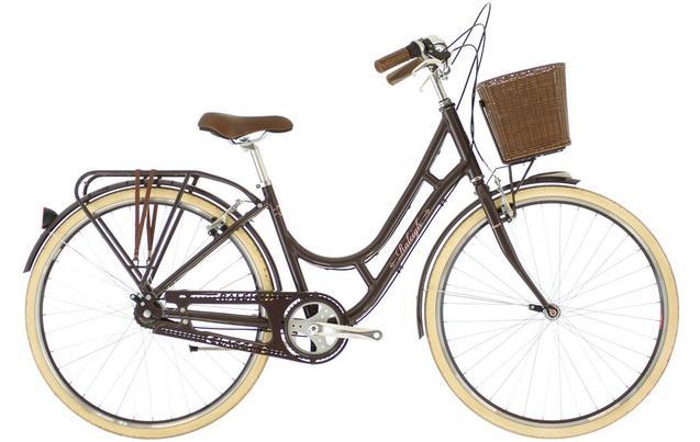 Raleigh Spirit Womens Hybrid Bike