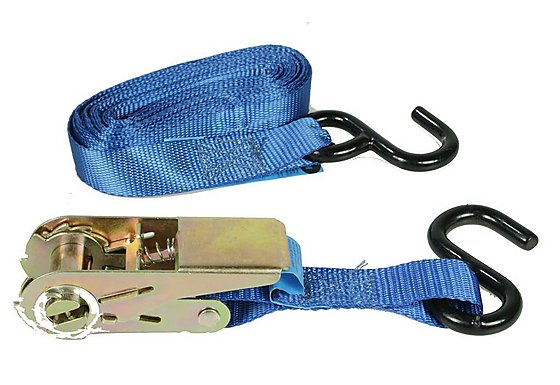 5m Ratchet/Hook Strap