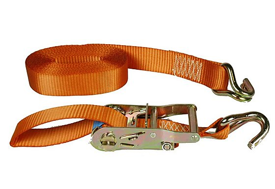 Halfords 6m Hook Ratchet Strap