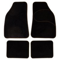 Halfords Carpet Car Mats in Black