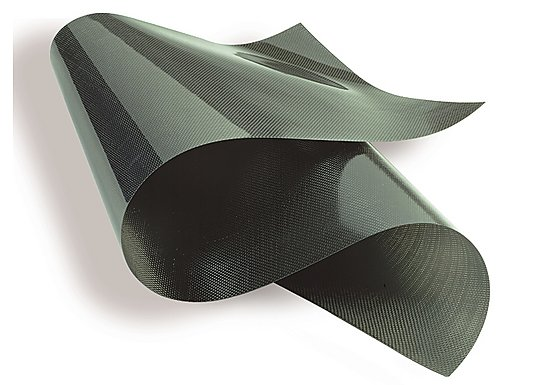 Richbrook Carbon Fibre Sheet 24cm x 38cm