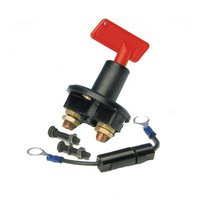 Richbrook Red Key Battery Master Switch