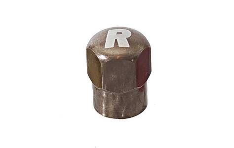 image of Richbrook Valve Caps Titanium