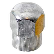 image of Richbrook Valve Caps 'Silver'