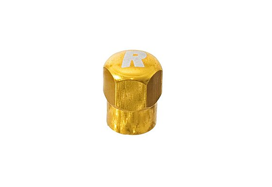 Richbrook Valve Caps 'Gold'