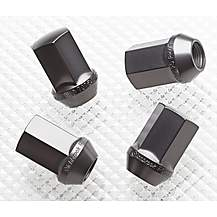 image of Richbrook Aluminium Wheel Nuts 'Titanium' M12 x 1.25