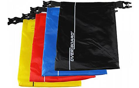 image of OverBoard Waterproof Dry Pouch - Multipack Mixed