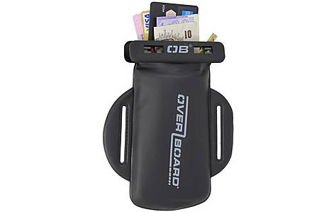 image of OverBoard Pro-Sports Waterproof Arm Pack Black