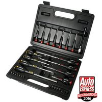Halfords Professional Screwdriver & Bit Set