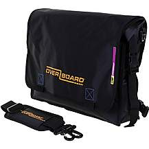image of OverBoard Pro-Light Waterproof Messenger Bag Black